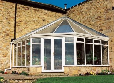 Manufacturers of all shapes of conservatory
