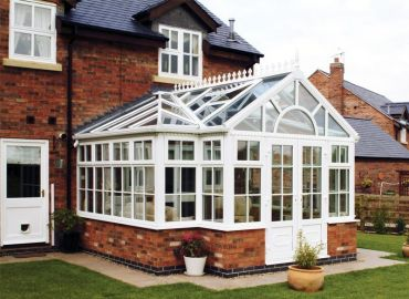 Conservatories made to measure