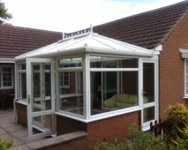 Replacement Conservatory Roof, Lincolnshire
