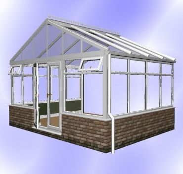 DIY Gable Conservatory