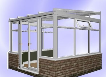 DIY Lean To Conservatory
