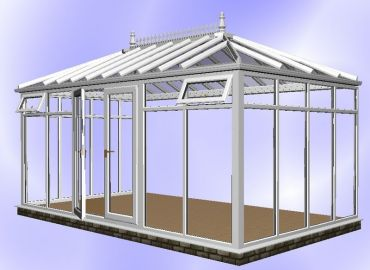 Diy Hipped Back Conservatories Amp Self Build Conservatory