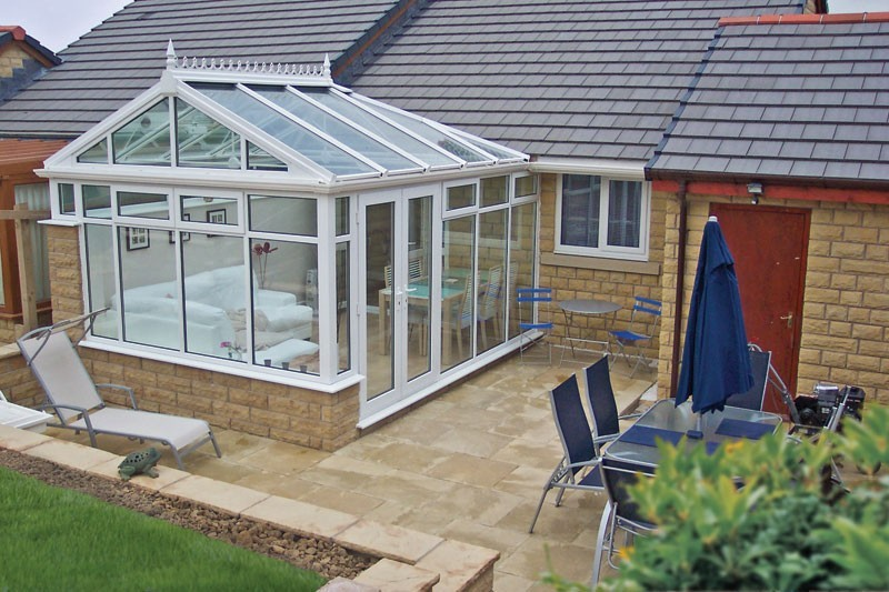 Diy Gable Conservatories Self Build Conservatory Kits